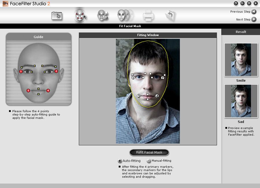 программа для изменения лица на фото - фото 5